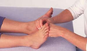 足裏反射療法